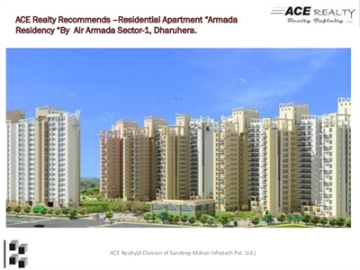 2 BHK, Multistorey Apartment / Flat For Sale in Sector -1, Dharuhera