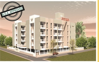 2 BHK, Multistorey Apartment / Flat For Sale in badaun road opp parag dairy near south city, Bareilly