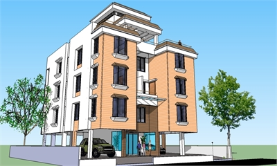 3 BHK, Multistorey Apartment / Flat For Sale in Navi Peth, Pune