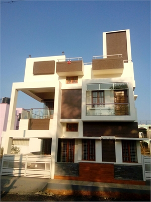 3 BHK, Residential House For Sale in BEML Layout, Mysore