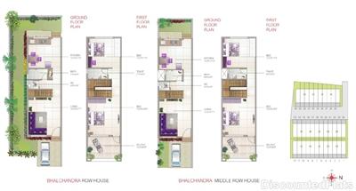 2 BHK, Multistorey Apartment / Flat For Sale in Nashik Puna Highway, Nashik