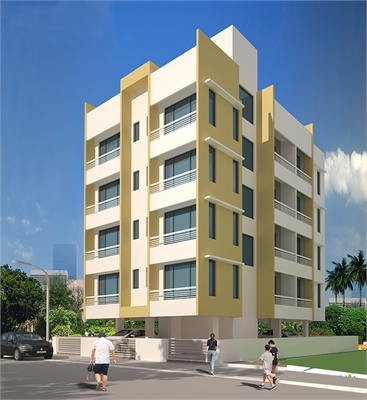 1 BHK, Builder Floor Apartment For Sale in Makhmalabed Gaothan, Nashik
