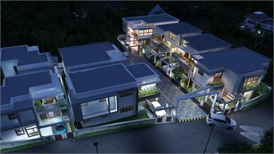3 BHK, Villa For Sale in Tripunithura, Kochi