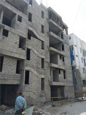 4 BHK, Builder Floor Apartment For Sale in HSR Layout, Bangalore