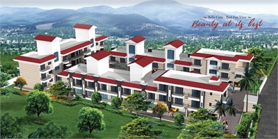 2 BHK, Builder Floor Apartment For Sale in Siolim, Goa