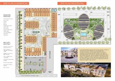 4 BHK, Multistorey Apartment / Flat For Sale in Dhakoli, Zirakhpur