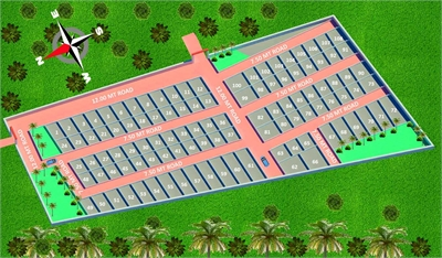 Residential Plot / Land For Sale in Dholera Sir, Ahmedabad