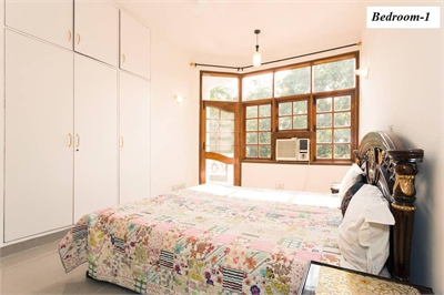 3 BHK, Builder Floor Apartment For Rent in Anand Niketan, New Delhi