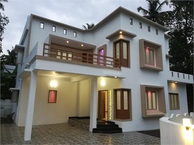 4 BHK, Villa For Sale in Kuriachira, Thrissur