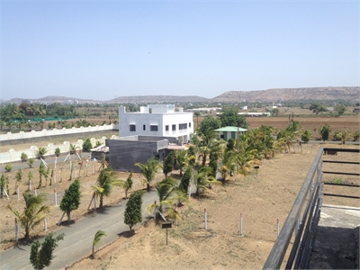 Residential Plot / Land For Sale in Wagholi-rahu Road, Pune