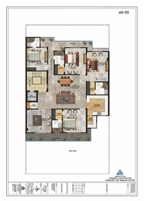 4 BHK, Builder Floor Apartment For Sale in Sector-21B, Faridabad