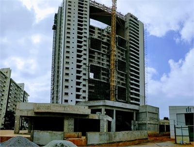 3 BHK, Multistorey Apartment / Flat For Sale in Old Madras Road, Bangalore