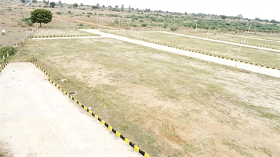 Residential Plot / Land For Sale in Shad Nagar, Hyderabad