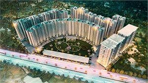 3 BHK Multistorey Apartment / Flat for sale in Golden sand ...