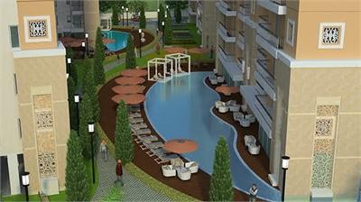 1 BHK, Multistorey Apartment / Flat For Sale in Taj Expressway, Noida
