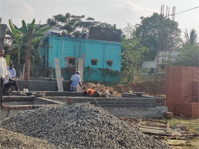 2 BHK, Builder Floor Apartment For Sale in Nemilicheri, Chennai