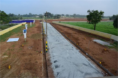 Residential Plot / Land For Sale in Huskur, Bangalore