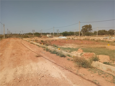 Residential Plot / Land For Sale in Thanisandra, Bangalore