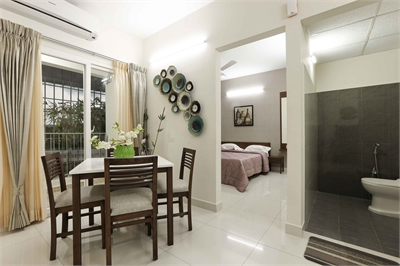 3 BHK, Multistorey Apartment / Flat For Sale in Padur, Chennai