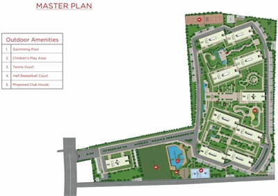 2 BHK, Builder Floor Apartment For Sale in Thanisandra, Bangalore