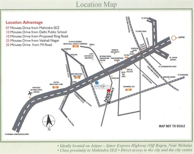 Residential Plot / Land For Sale in Ajmer Road, Jaipur