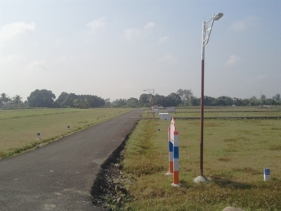 Residential Plot / Land For Sale in Mahendra city, Chennai